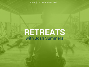 yin yoga, meditation, retreats
