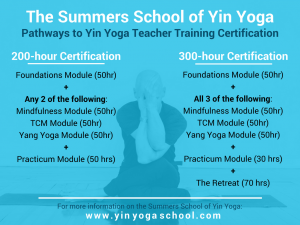Summers School of Yin Yoga with Josh Summers