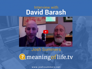 Interview with David Barash: Buddhism and Biology