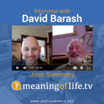 Interview with David Barash: Existentialism, Buddhism, Biology and the Meaning of Life