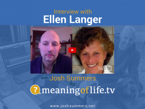 Interview with Ellen Langer: The Science of Non-Meditative Mindfulness