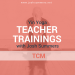 4/4 – 4/7/19: Yin Yoga Teacher Training, TCM Module (50hrs), Yoga Loft, Stuttgart, Germany