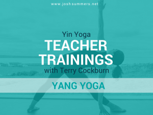 4/4 – 4/7/19: Yin Yoga Teacher Training, Yang Yoga Module with Terry Cockburn (50hr), Still Waters Yoga, Toledo, Ohio