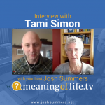 Interview with Tami Simon: The Dharma of Dogs