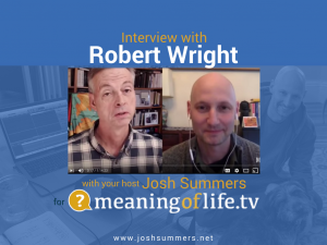 Interview with Robert Wright: Where Yoga Meets Meditation, and Mindful Resistance