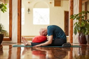 Playing the Edge in Yin Yoga