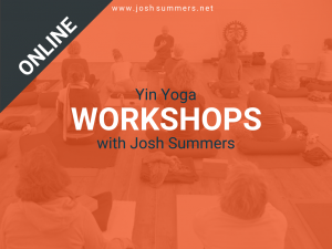 ::ONLINE WORKSHOP:: The Heart of Yin Yoga: Principles and Practice