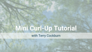 Mini Curl-Up Tutorial