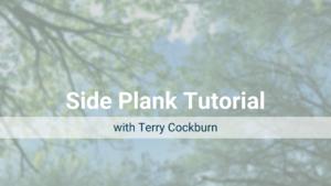 Side Plank Tutorial