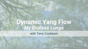 My Endless Lunge – Dynamic Yang Flow